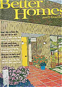 Better Homes and Gardens - january 1968 (Image1)