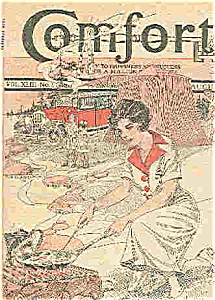 Comfort magazine - August 1931 (Image1)