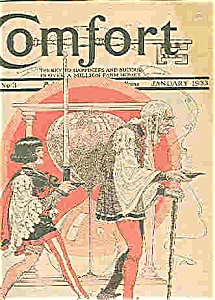 Comfort Maqazine - January 1933 (Image1)