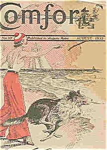 Comfort Magazine - August 1933 (Image1)