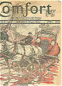 Comfort Magazine - April 1935 (Image1)