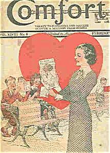 Comfort Magazine - February 1936 (Image1)