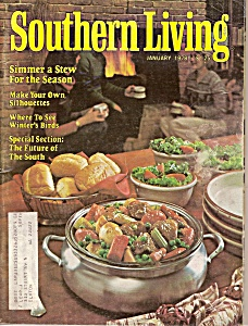 Southern Living -= January 1978