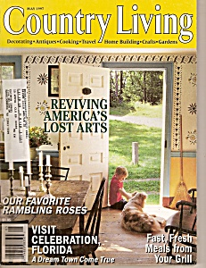 Country Living magazine -  May 1997 (Image1)