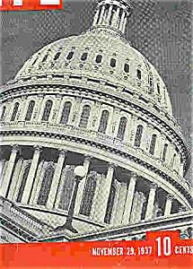 Life Magazine - November 29, 1937 (Image1)