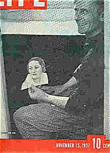 Life Magaziner - November 15, 1937 (Image1)