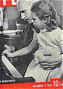 Life Magazine - November 27, 1939 (Image1)
