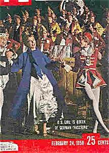 Life Magazine - February24, 1958 (Image1)