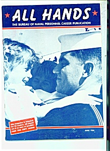 Us Navy - All Hands Magazine - June 1966