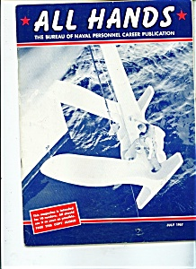 Us Navy - All Hands Magazine