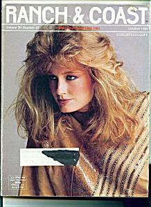 Ranch & Coast  magazine - October 1984 (Image1)