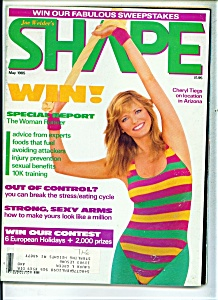 Shape magazine -  May 1985 (Image1)