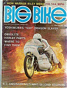 Big Bike =-  February 1973 (Image1)