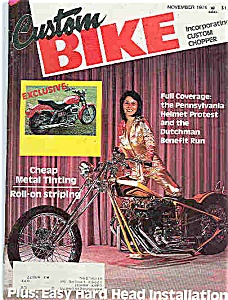 Custom Bike - Novebmer 1976 (Image1)