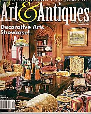 Art & Antiques -December 2004 (Image1)