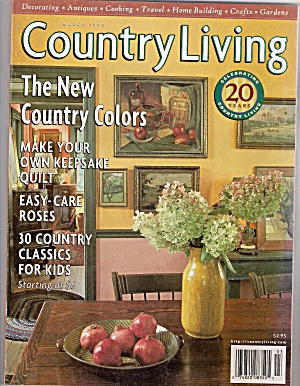 Country Living - March 1998