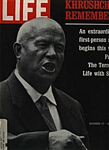 Life Magazine - November 27 , 1970, (Image1)