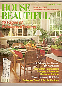House Beautiful  -  June 1979 (Image1)