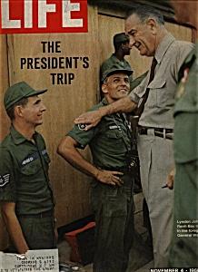 Life Magazine -November 4, 1966 (Image1)