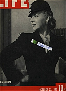 Life Magazine - Octcober 23, 1939 (Image1)