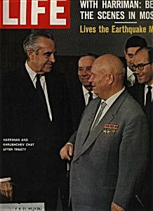 Life Magazine - August 9, 1963 (Image1)