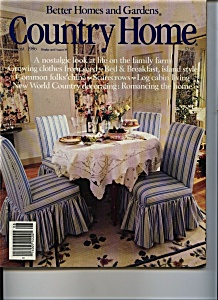 Country Home - August 1986 (Image1)