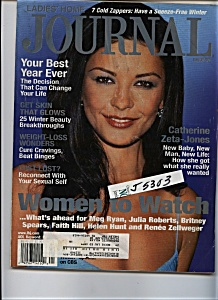 Ladies Home Journal - January 2001 (Image1)