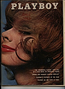 Playboy Magazine - April 1962 (Image1)