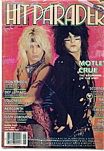 Hit Parader Magazine -  June 1985 (Image1)
