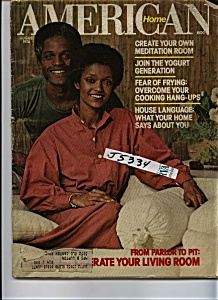 American Home - August 1976