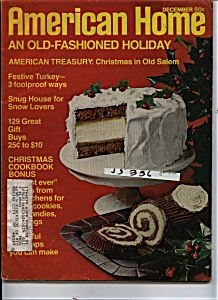 American Home - December 1971