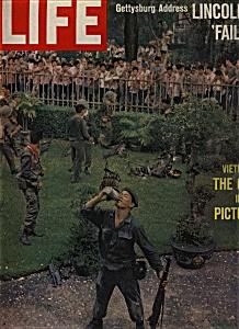Life Magazine - November 15, 1963 (Image1)