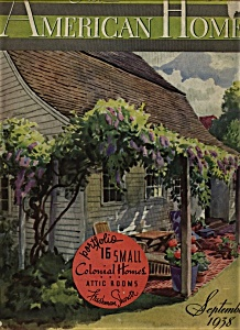 The American Home September 1938 (Image1)