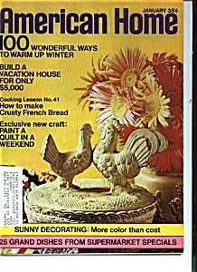 American Home - January 1972 (Image1)