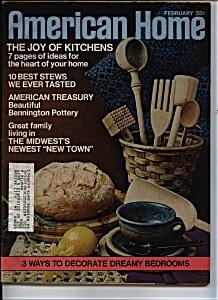 American Home - February 1972 (Image1)