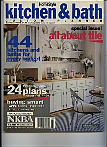 Kitchen & Bath custom planner  - Summer 1996 (Image1)