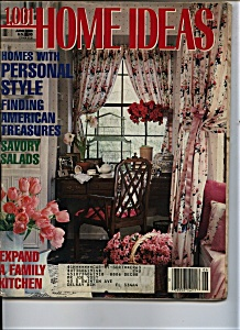 1,001 Home Ideas - June  1988 (Image1)