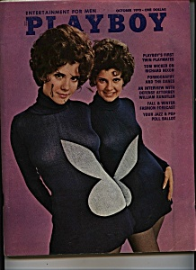 Playboy - October 1970 (Image1)