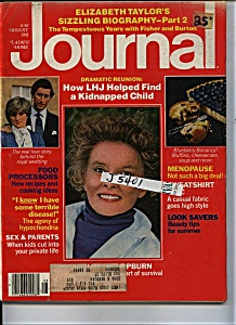 Ladies Home Journal - August  1981 (Image1)