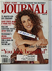 ladies Home Journal - February 2001 (Image1)