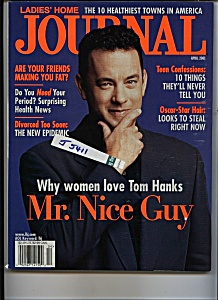 Ladies Home Journal l- April 2001 (Image1)
