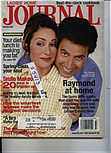 Ladies Home Journal - March 2002