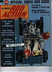 Rod Action - January 1973 (Image1)