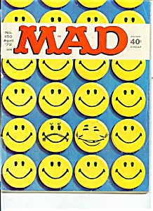 Mad Magzine - April 1972 (Image1)