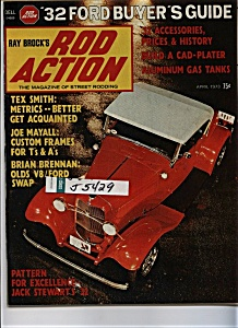 Rod Action - April 1973 (Image1)