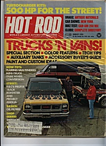 Hot Rod - August 1974 (Image1)