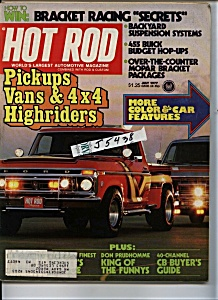 Hot Rod Magazine - July 1977 (Image1)