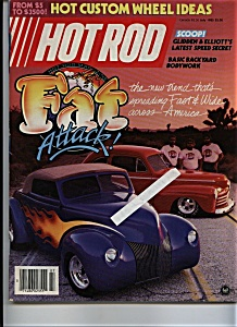 Hot Rod  = July 1985 (Image1)