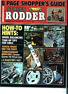 Street Rodder - December 1973 (Image1)
