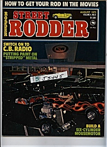Street Rodder - August 1975 (Image1)